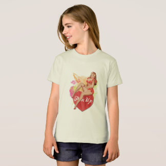Pinup Heart T-Shirt