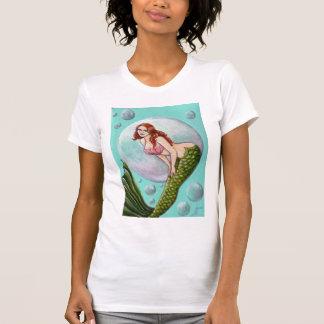 Pinup Mermaid Tee