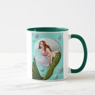 pinup, mug