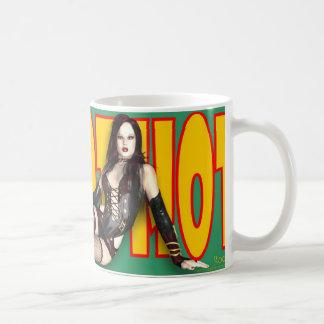 PinUp Mug - Hot Hot Hot ~ Witchy Willow