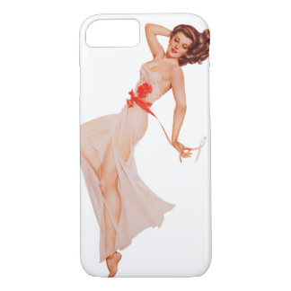 Pinup Pin Up Girl iPhone 8/7 Case