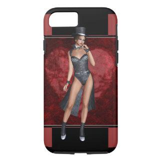 Pinup Ringmaster Girl iPhone 7 Case