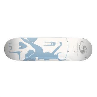 pinuplogo skate deck