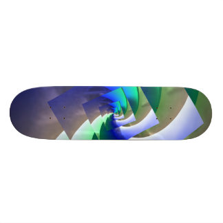 Pinwheel 2-2A Image Options Skateboard