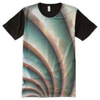 Pinwheel 3-3A Image Options All-Over-Print T-Shirt
