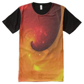 Pinwheel 4-4B Image Options All-Over-Print T-Shirt