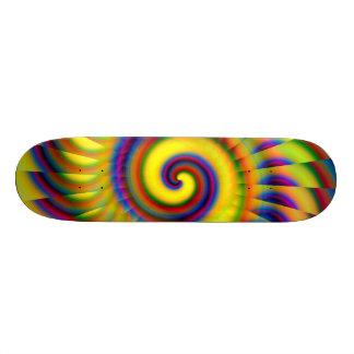 Pinwheel 5A Skateboard