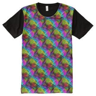 Pinwheel 6A-D Image Options All-Over-Print T-Shirt