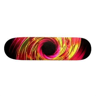Pinwheel 7A-7D Image Options Skateboard