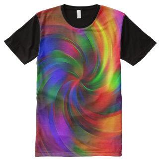 Pinwheel 8 All-Over-Print T-Shirt