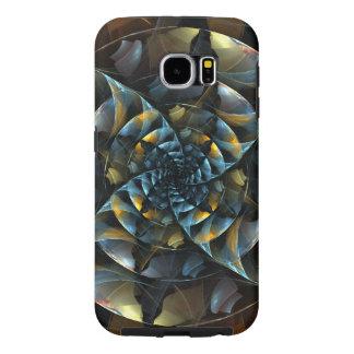 Pinwheel Abstract Art Samsung Galaxy S6 Case