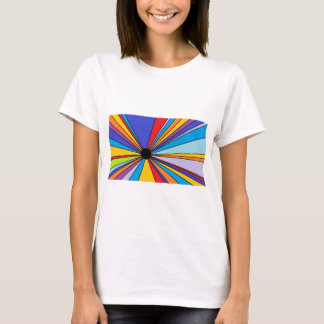 Pinwheel colors T-Shirt