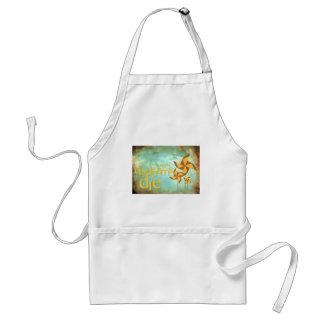 pinwheel daydreams adult apron