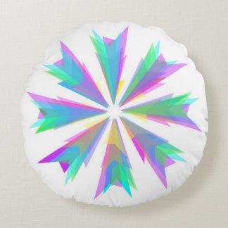 Pinwheel Explosion Throw Pillow