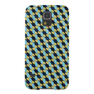 Pinwheel Geo Pattern Case For Galaxy S5
