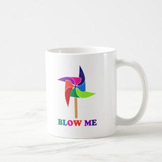 PinWheel Coffee Mugs
