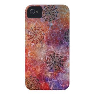 PINWHEELS PATTERN 3 iPhone 4 CASE