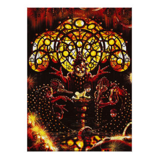 Pinworm Canvas Print