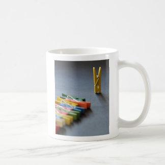 Pinzaaa goes away to me! coffee mug