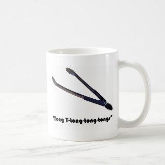 Pinzas de las pinzas de las T-Pinzas de las pinzas Taza De Café