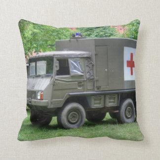 Pinzgauer 712 SAN Throw Pillow