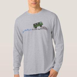 """Pinzgauer """"Thru thr River"""" Shirt"""