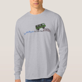 "Pinzgauer ""Thru thr River"" Shirt"