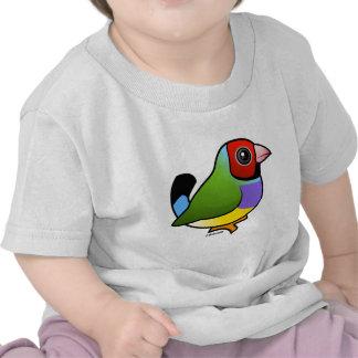 Pinzón de Gouldian Camiseta