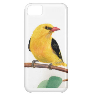 Pinzón del oro funda para iPhone 5C