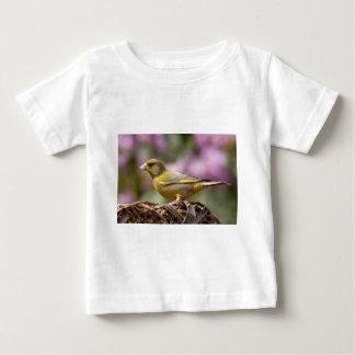 Pinzón verde t-shirts