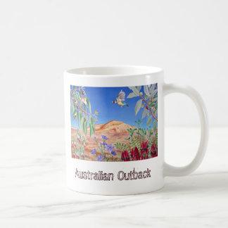 Pinzones de Gouldian, interior, Australia Taza Clásica