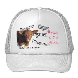 PinzPinz-cut aboveCap-customize Trucker Hat