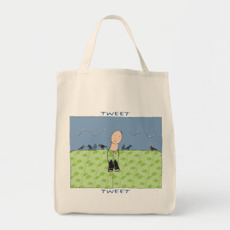 pío, bolso del pío bolsa tela para la compra