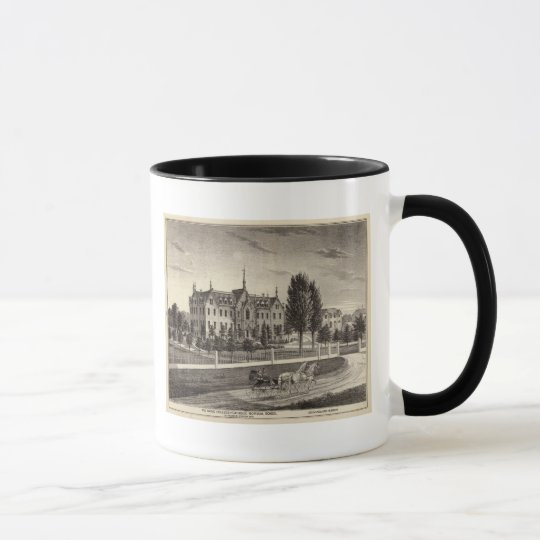 Pio Nono College & Normal School Mug