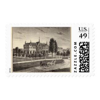 Pio Nono College & Normal School Stamps