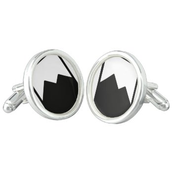 Pioc_flask Cufflinks by CREATIVEWEDDING at Zazzle
