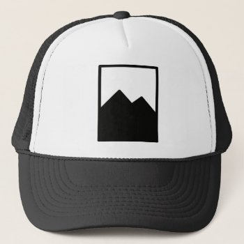 Pioc_flask Trucker Hat by CREATIVEWEDDING at Zazzle