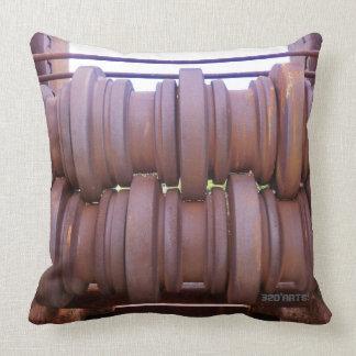 Piombino Castle Prison Crusher, 100% Cotton Pillow