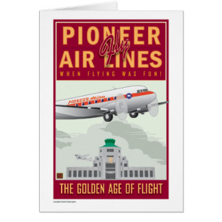 Pioneer Card