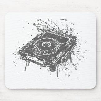 Pioneer CDJ-1000 Graffiti Mouse Pad