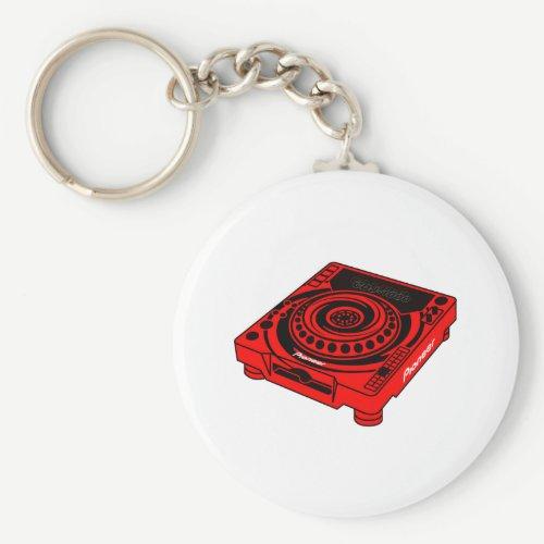 Pioneer CDJ 1000 Keychain
