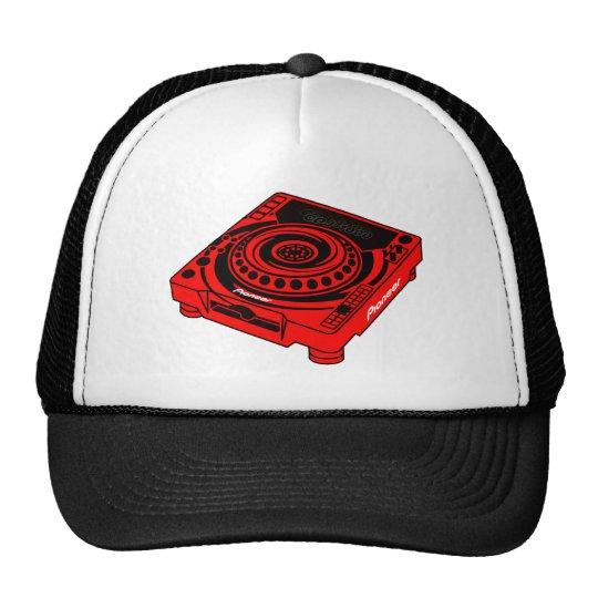 Pioneer CDJ 1000 Trucker Hat