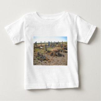 Pioneer Cemetery Baby T-Shirt
