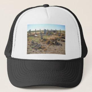 Pioneer Cemetery Trucker Hat