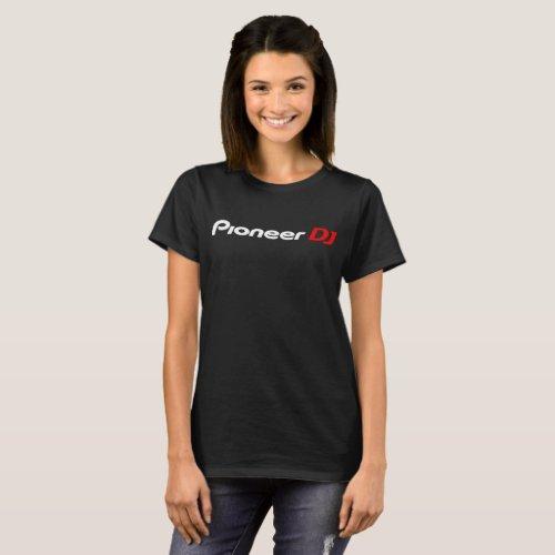 PIONEER DJ CLUBWEAR EDM CDJ DDJ DJM NEXUS  COLOURS T-Shirt