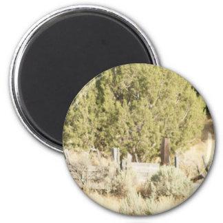 Pioneer Idaho 2 Inch Round Magnet