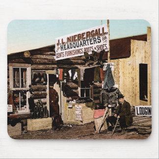 pioneer merchant in Colorado Mouse Pad