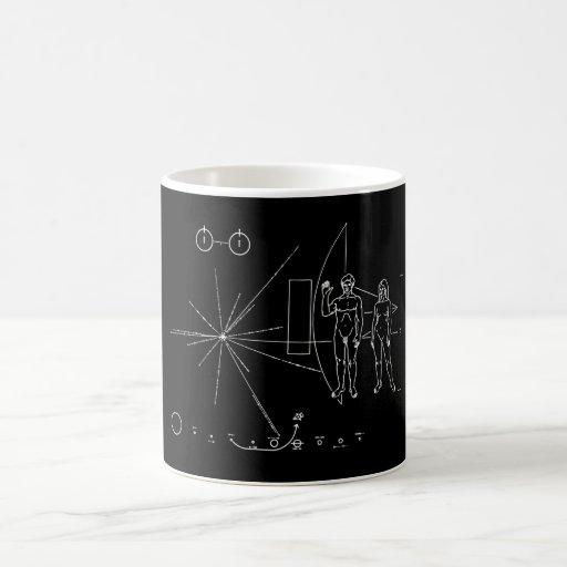 Pioneer Message Coffee Mugs