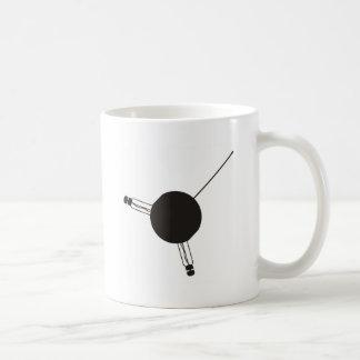 Pioneer Classic White Coffee Mug