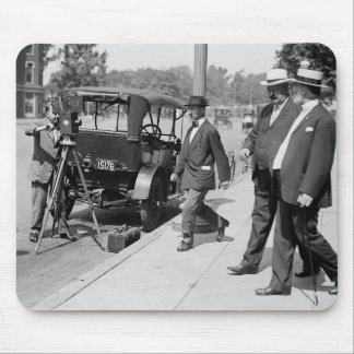 Pioneer Paparazzi, 1914 Mouse Pad